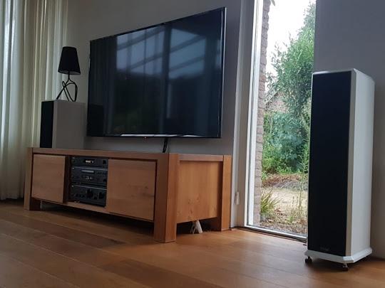 Spuitwerk speakers
