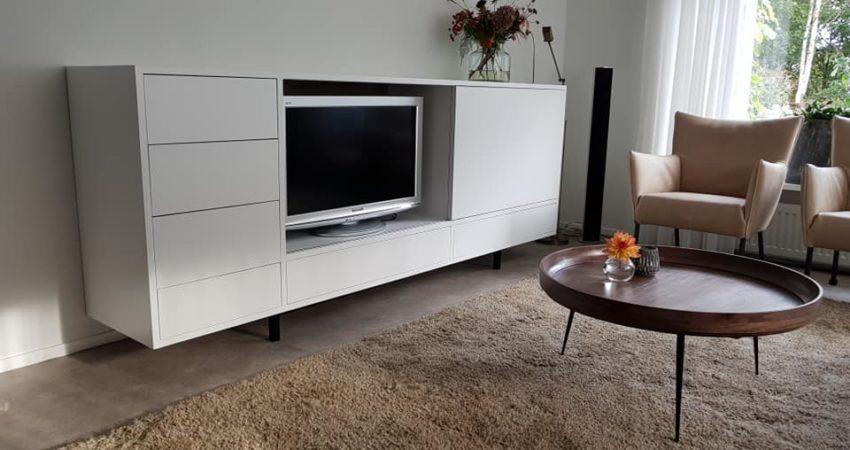 Audio tv kast Oranjewoud