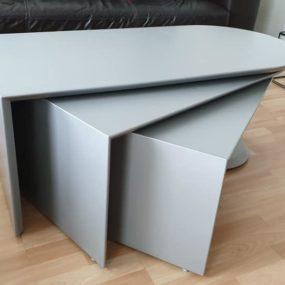 Spuitwerk Retro Leolux tafel