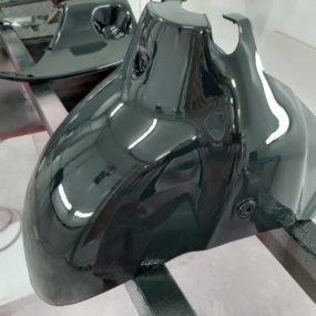 spuitwerk scooter onderdelen